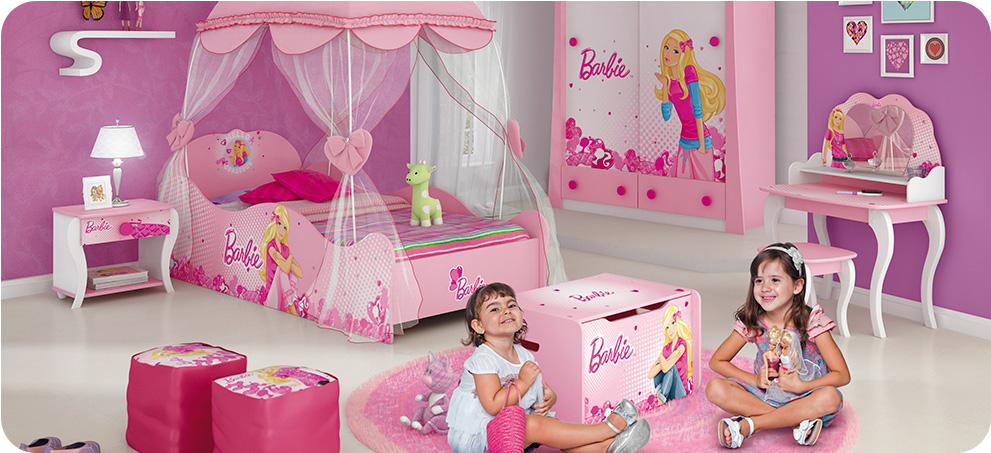 Quarto BARBIE STAR
