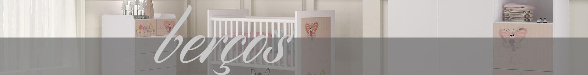 Móveis para bebê - berço