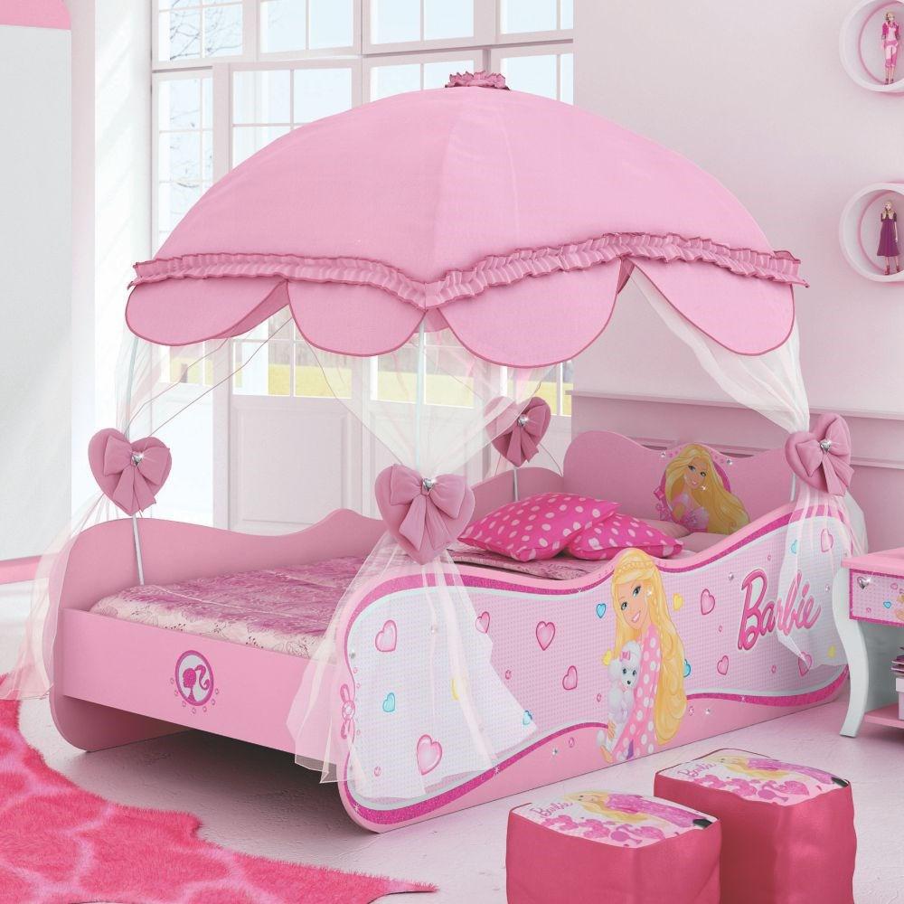 20170330065834 Quarto Decorado Infantil Da Barbie Beigit Com