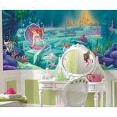 Mural_A_Pequena_Sereia_Disney__1
