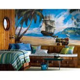 Mural_Navio_de_Pirata_-_Roomma_1