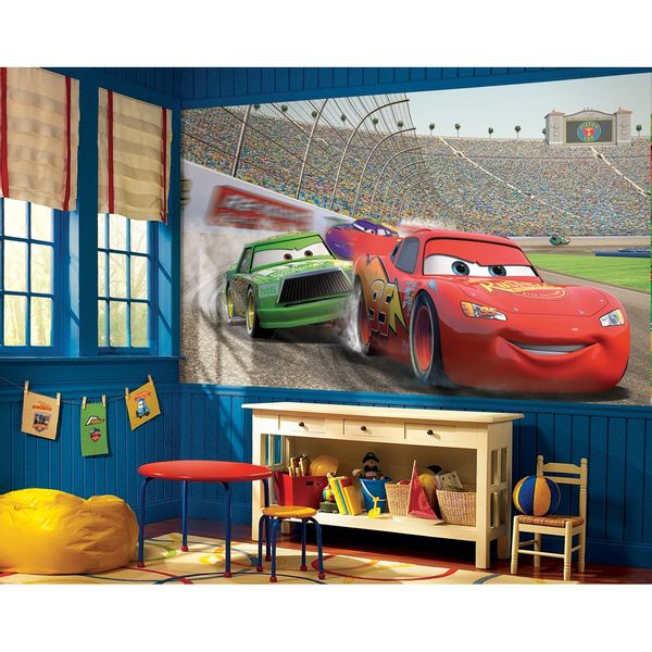 Mural_Carros_Disney_-_Roommate_1