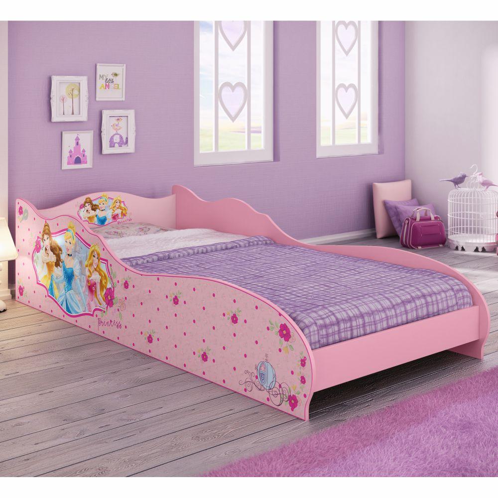 Mini cama infantil princesas disney casatema casatema - Camas infantiles de princesas ...