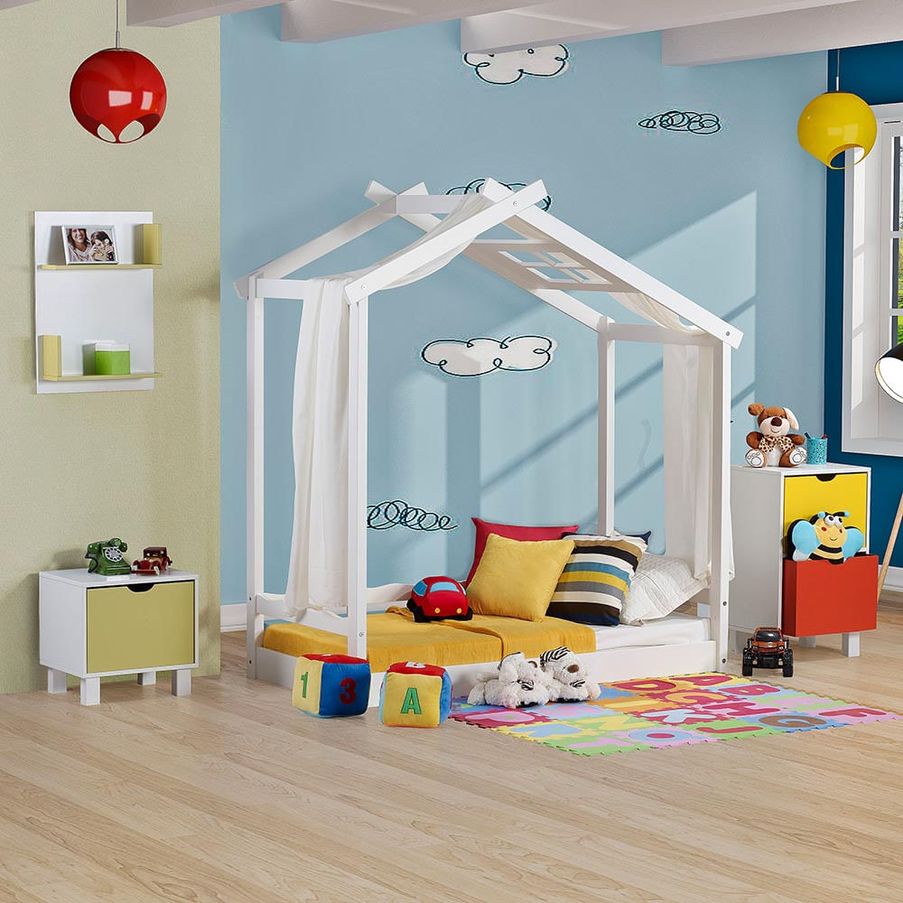 Quarto Montessoriano O Que E Redival Com ~ Quarto De Bebê Montessoriano E Quarto Para Adolescentes