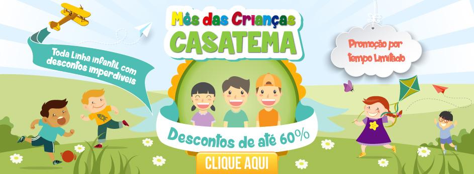 Banner Principal - Mês das Crianças
