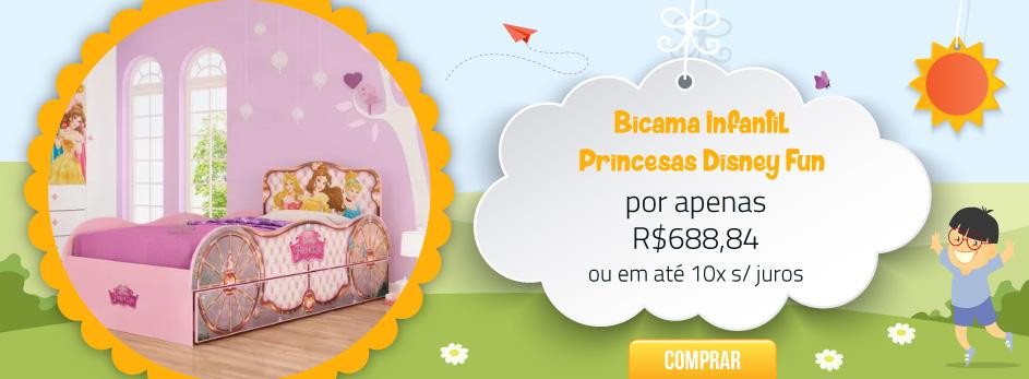 Bicama Princesas