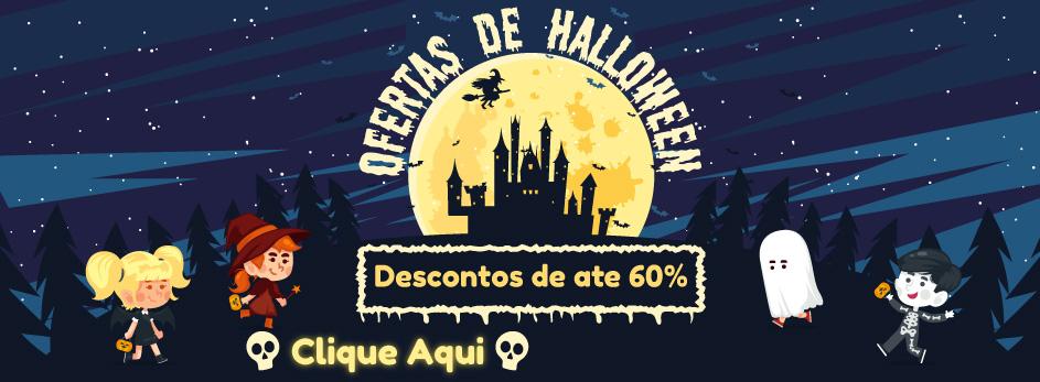 Banner Principal - Ofertas de Halloween