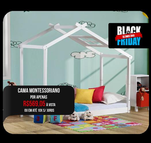 Beliche Montessoriano Black
