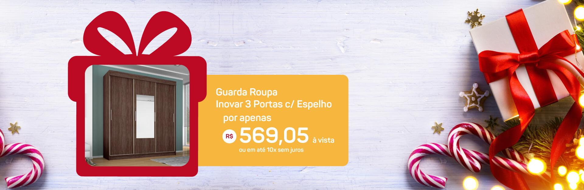 Banner Guarda Roupa Inovar