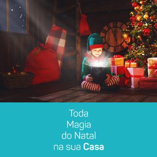 Banner Infantil Natal