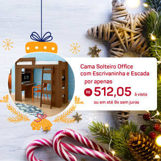 Banner Cama Office natal