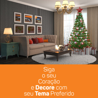 Banner Decoracao Natal