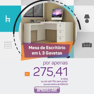 Banner Mesa de Escritório Mobile