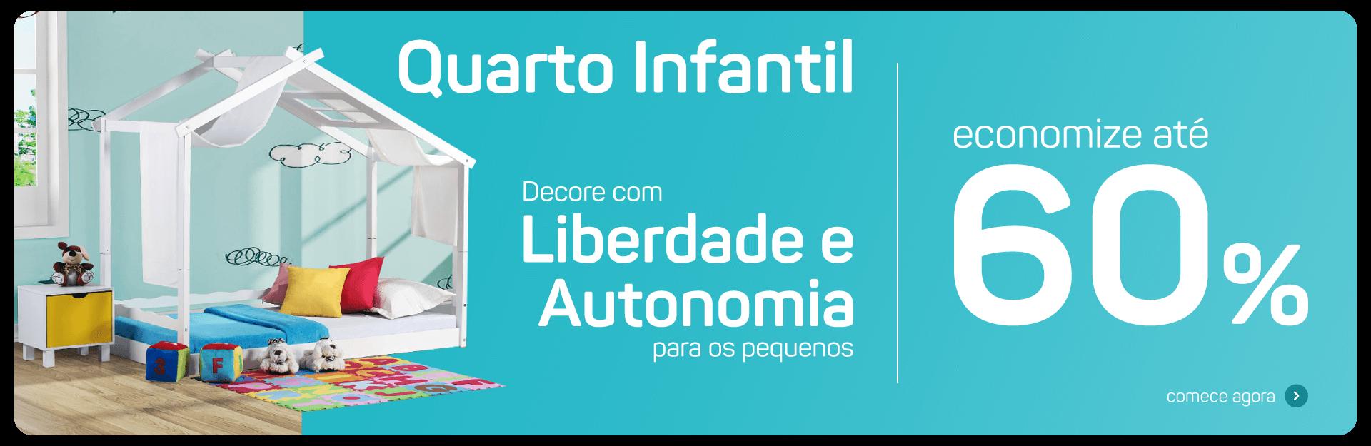 Banner Quarto Infantil