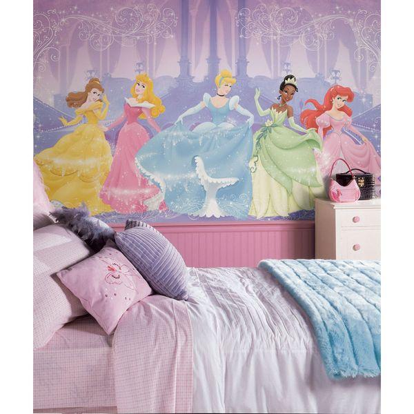 Mural_As_Princesas_Disney_-_Ro_1