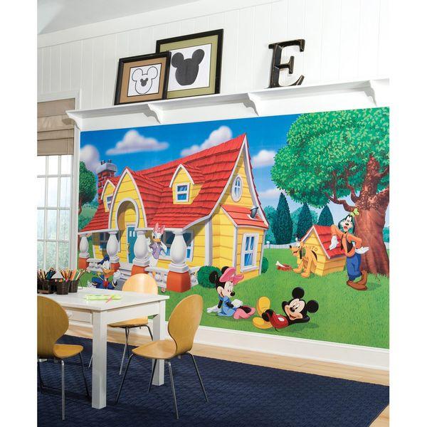 Mural_Mickey_e_Amigos_Disney_-_1