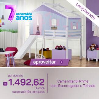 Banner Cama Prime Escorregador Mobile