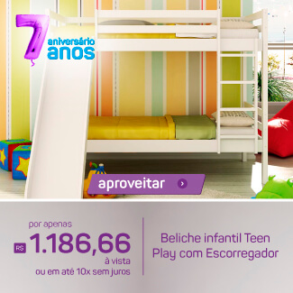 Banner Beliche Teen Play Mobile