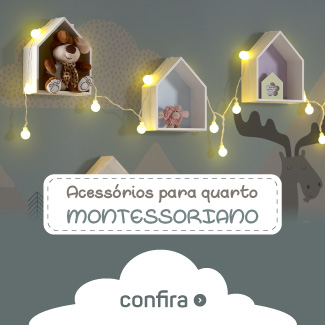 Acessórios Montessoriano Mobile