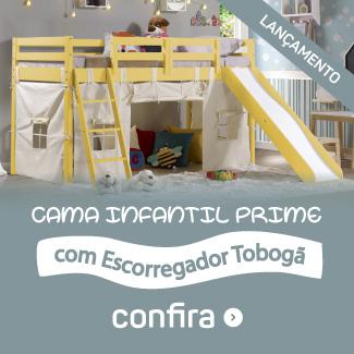 Cama Tobogã Mobile