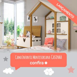 Casinha Montessoriano Mobile