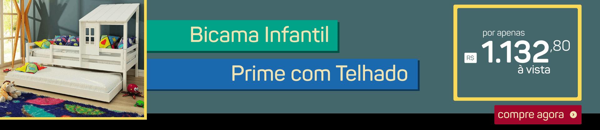 Bicama Infantil Prime