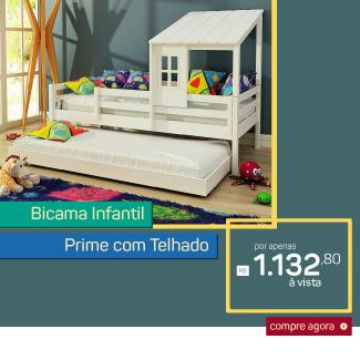 Bicama Infantil Prime Mobile