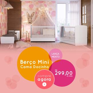 Banner Berço Mini Cama Docinho mobile