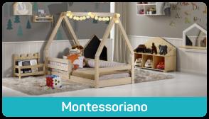 Camas Montessorianos