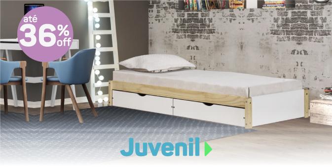 Banner cama juvenil