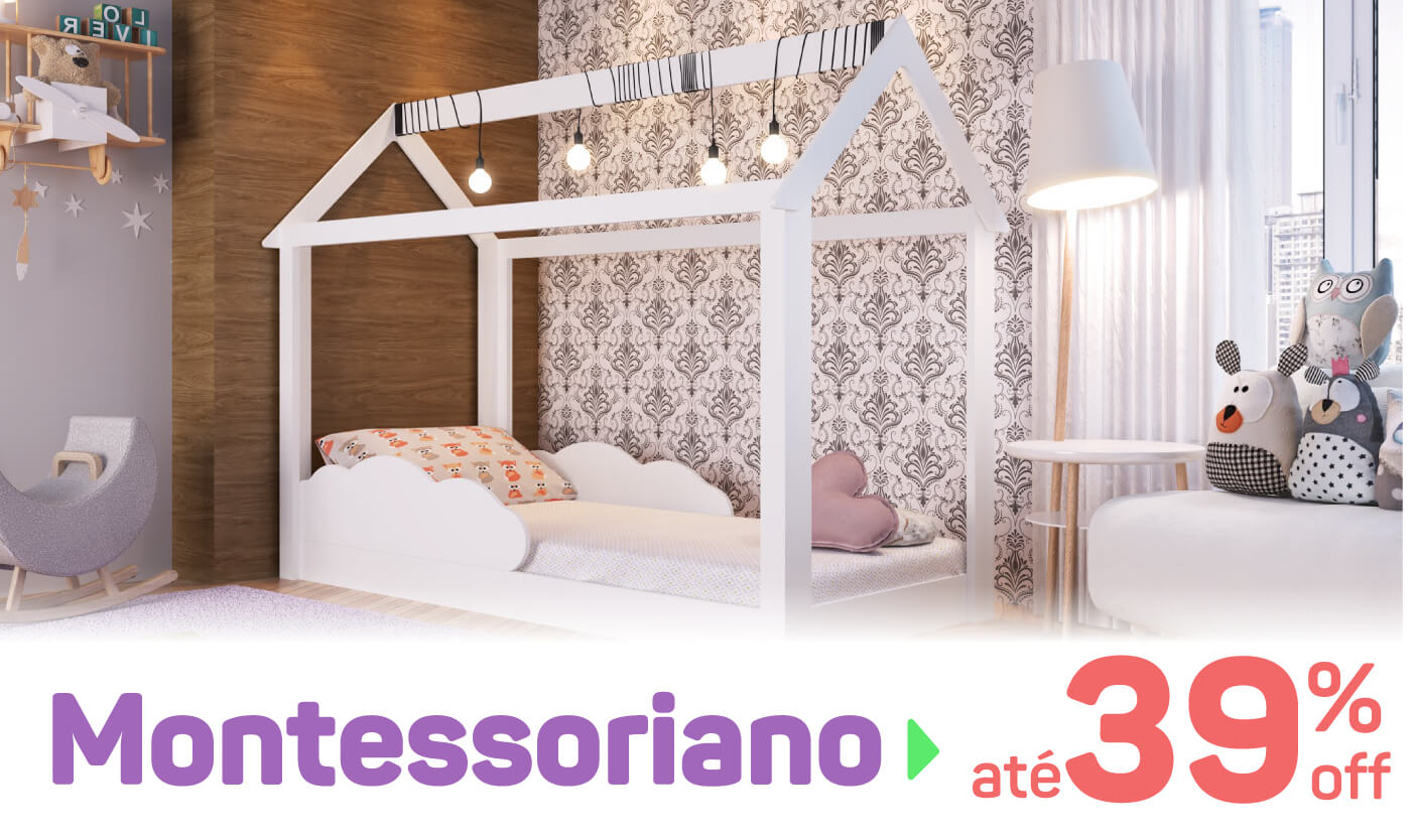 Slider full Cama Montessoriana