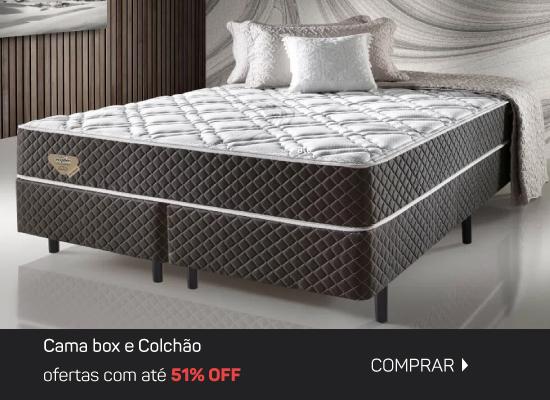 TODA CASA - Colhao e cama box