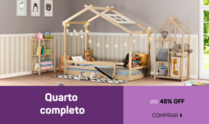 INFANTIL -  quarto completo mobile