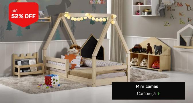 MONTESSORIANO - mini cama