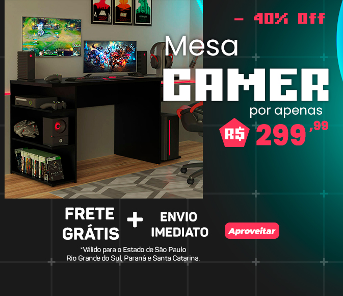 Mesa Gamer Mob