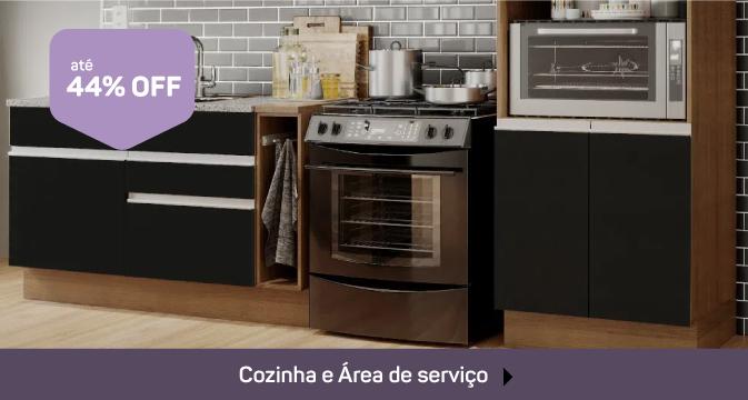 cozinha e area de servico