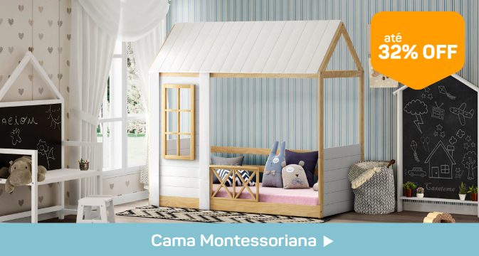 cama montessoriano