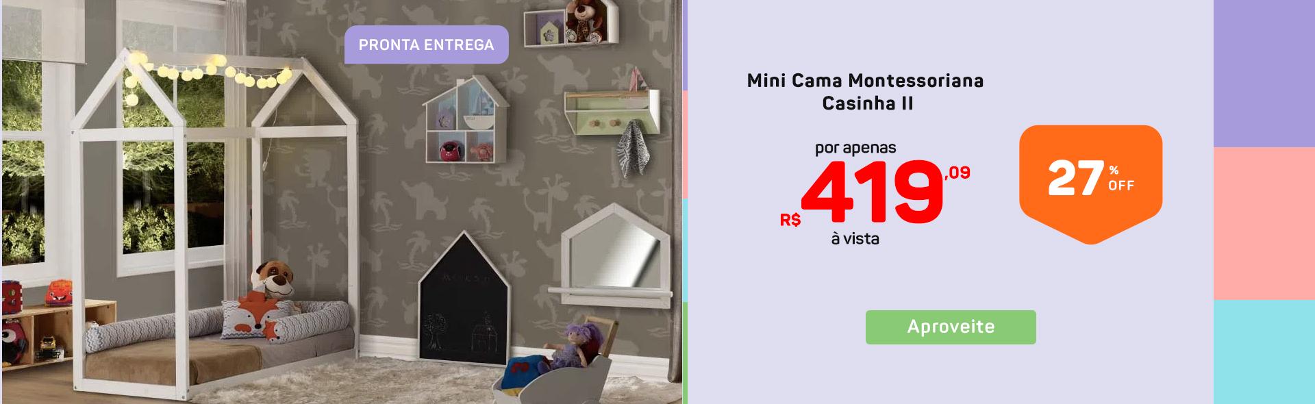 06-Mini cama casinha II