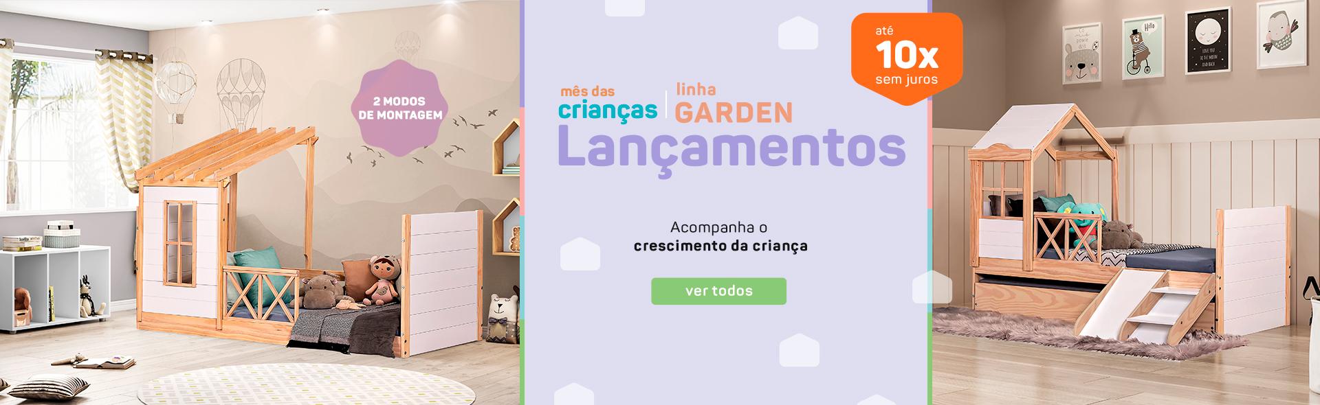 Lançamento Garden